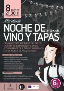 Noche de Vino y Tapas